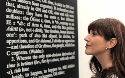 Ritratto di Angela Vecchione